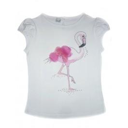 Футболка Ambaraba фламинго