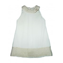 Платье AMBARABA кремовое