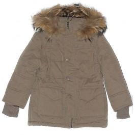 Куртка CR68 с замшевым эффектом