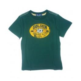 Футболка CR68 зеленая